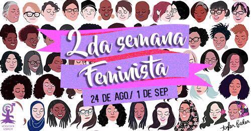 Estudiantes de la Usach organizan su segunda semana feminista