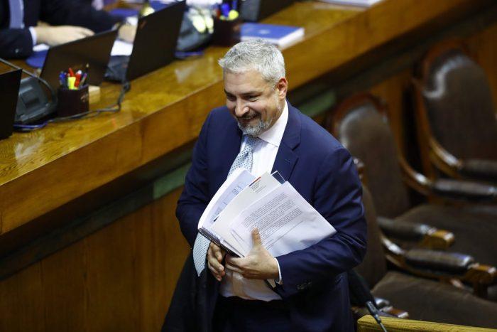 Después de casi dos años de tramitación, Ottone se adjudica una victoria: aprueban creación del Ministerio de las Culturas