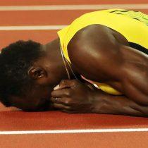 [VIDEO] Filtran imágenes del carrete que se mandó Usain Bolt la noche antes de su última carrera