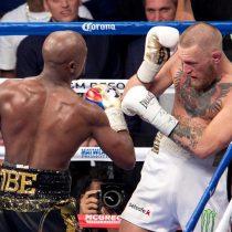 [VIDEO] ¿La pelea del año? Floyd Mayweather cumple con los pronósticos y noquea a Connor McGregor