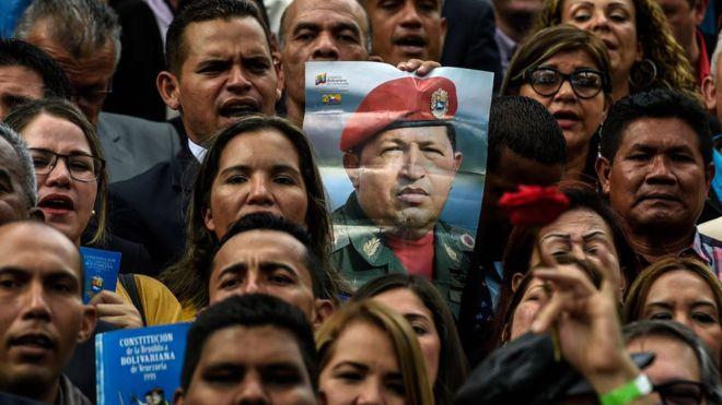 5 eventos inéditos que marcaron una semana turbulenta en Venezuela