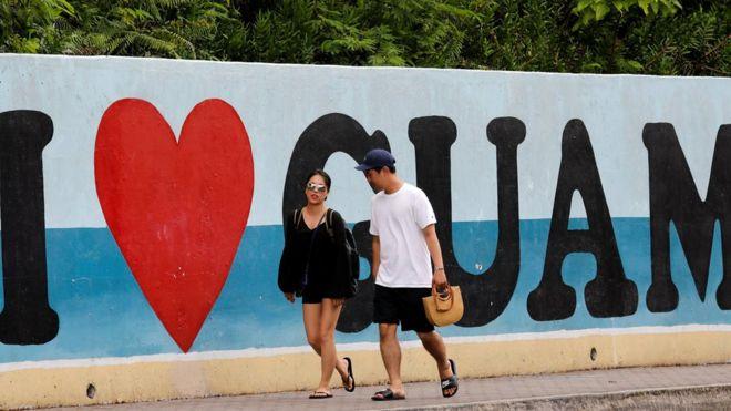 Cómo Guam, la isla en el medio del Pacífico amenazada por Corea del Norte, acabó siendo territorio de Estados Unidos