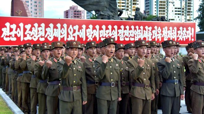 Corea del Norte: líder Kim Jong-un ya tiene los planes de ataque con misiles a la isla de Guam aunque
