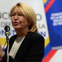 El gobierno de Colombia confirma la llegada de la exfiscal de Venezuela Luisa Ortega