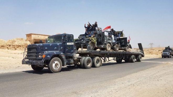 Tal Afar: se inicia la batalla para recuperar la última ciudad grande de Irak en manos de Estado Islámico