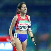 Amanda Cerna: La número 1 mundial del atletismo juvenil
