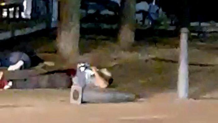 Policía catalana abate a cuatro presuntos terroristas que arrollaron con un vehículo a seis personas enCambrils