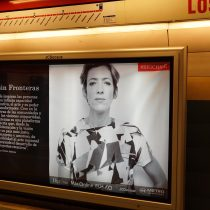 """Exposición fotográfica en el Metro:  El público podrá conocer la primera generación de """"chilenos sin fronteras"""""""