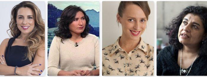 """Feministas responden a contradictoria frase de Rincón: """"Rechazo violencia de género también contra los hombres"""""""