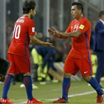 Paredes y Valdivia vuelven a la selección chilena de cara a los partidos ante Paraguay y Bolivia