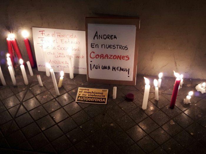 Ni Una Menos se manifiesta en velatón por asesinato de menor de 15 años que fue violada y drogada