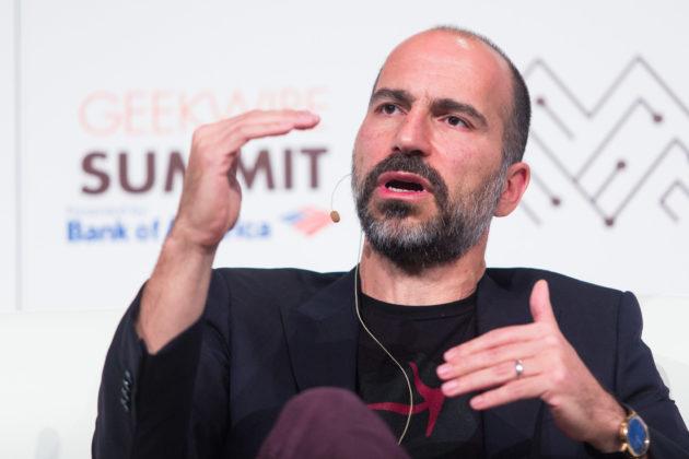 Uber elige como nuevo CEO al gerente general de Expedia.com