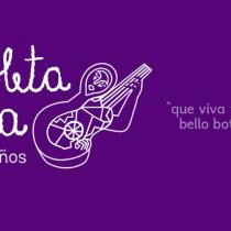 [VIDEO C+C] El sentido homenaje musical de Ángel Parra en honor a su abuela Violeta