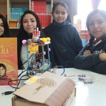 Se lo propusieron y lo lograron: estudiantes construyen un robot en cinco días