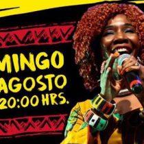 Concierto de cantante africana Fanta Konate en Centro Arte Alameda