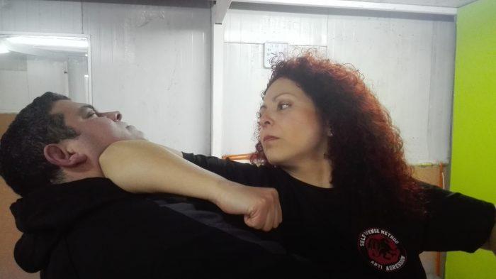 """Clases de defensa personal para mujeres que sufren violencia: """"Muchas llegan avergonzadas y con mucho miedo"""""""