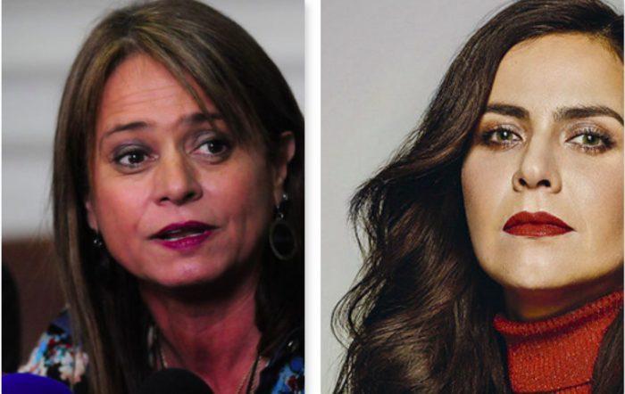Natalia Valdebenito se ríe de la idea de feminismo de Jacqueline Van Rysselberghe