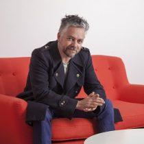 Baradit fulmina récords de ventas con la saga Historia secreta de Chile