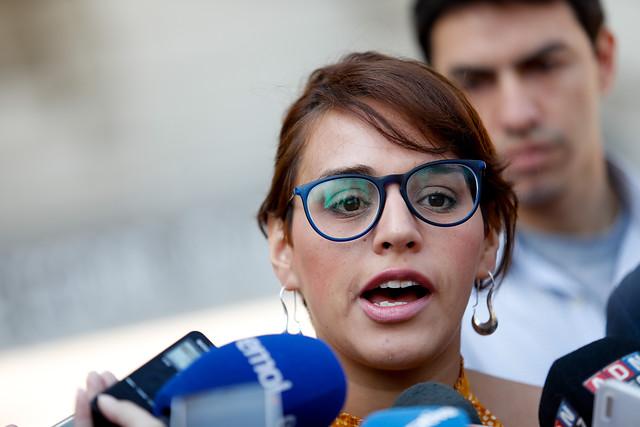 """Karina Oliva (FA): """"Guillier no es capaz de liderar su coalición para levantar un programa de transformación"""""""