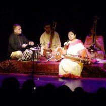 Concierto gratuito Krishna Chakravarty
