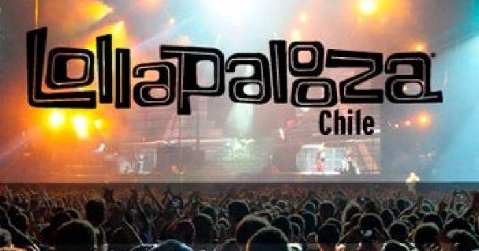 Lollapalooza CL tendrá un día más el próximo año