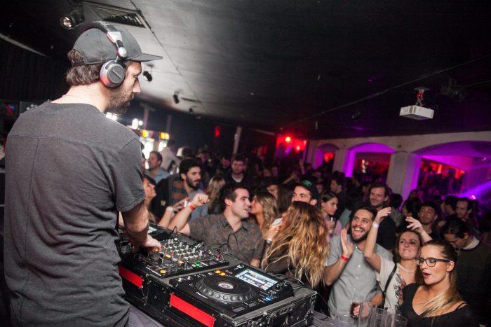 The Club en Club Cantagallo volvió a encender la noche junto a Budweiser