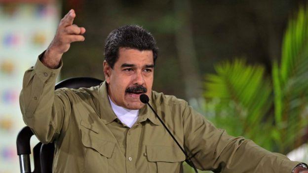Crisis en Venezuela: Maduro ordena el cierre de la frontera con Brasil y