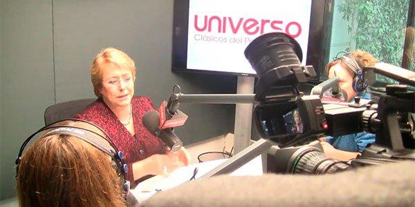Bachelet relativiza seriedad de informe de Hacienda sobre pensiones que advierte impacto de reforma en empleos: