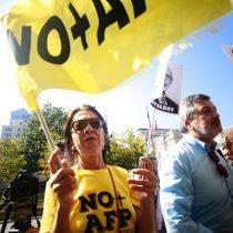 No+AFP y Movimiento Autonomista rechazan anuncio del gobierno sobre pensiones y llaman a seguir movilizándose