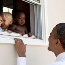 ¿A quién cita Barack Obama en el tuit con más