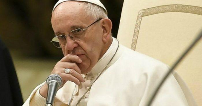 Papa Francisco ordena intervenir el Sodalicio de Vida Cristiana, institución controladora de la U. Gabriela Mistral
