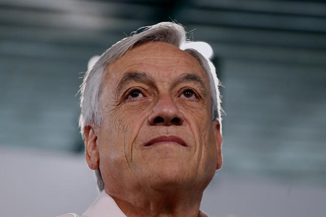 Un irritado Piñera llama al orden a Chile Vamos: