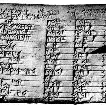 Desvelan los secretos matemáticos de una tablilla babilónica de 3.700 años
