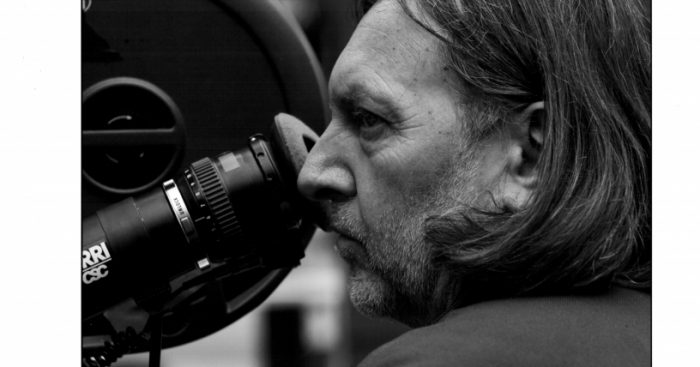 """Rainer Klausmann: """"Simplemente espero que me bese la musa"""""""