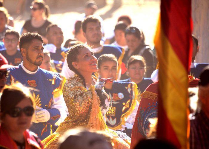 [FOTOS] San Lorenzo, el 'Lolo' de Tarapacá