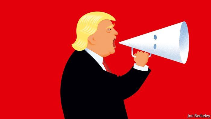 The Economist hace pebre a Donald Trump:
