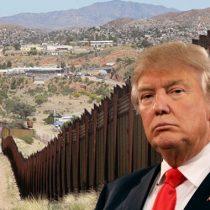 Trump dice que la construcción del muro con México comenzará