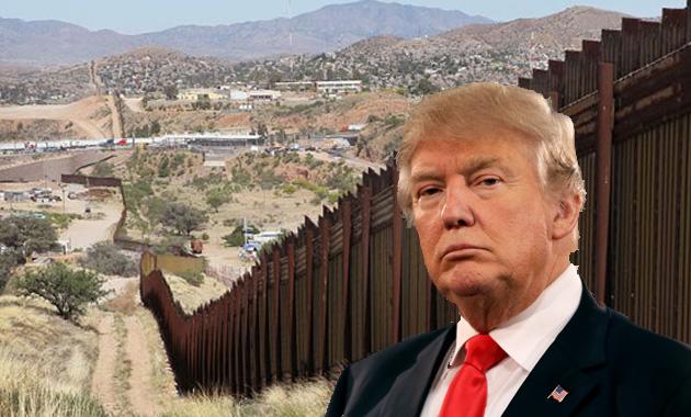 No hay 'emergencia' que habilite a Trump y su muro