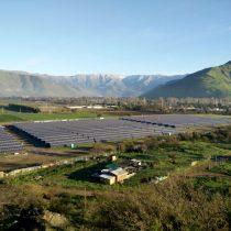 Emblemático proyecto para generar energía limpia en el Valle de la Luna
