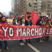 Multitudinaria marcha por los niños se toma las calles del país
