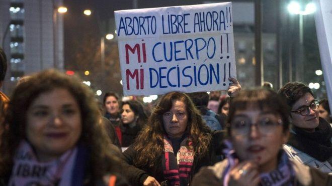 Las mujeres clave en la despenalización del aborto en tres causales en Chile