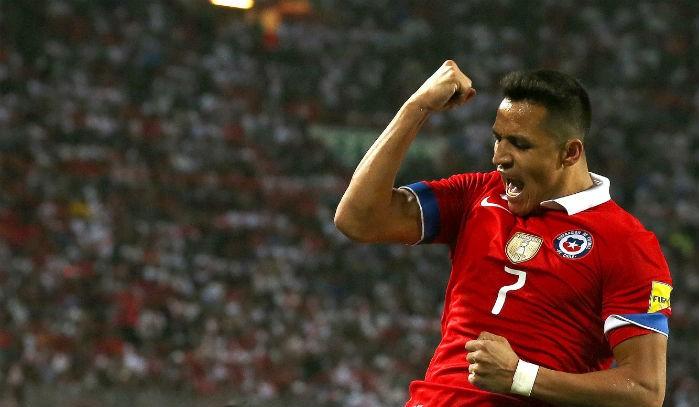 Alexis Sánchez confirma a sus compañeros de la Roja que se va al Manchester City