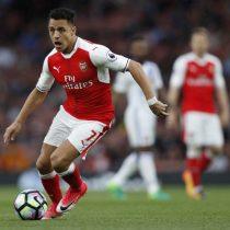 Lesión de Alexis Sánchez: ¿estrategia del DT para sacarlo del Arsenal?