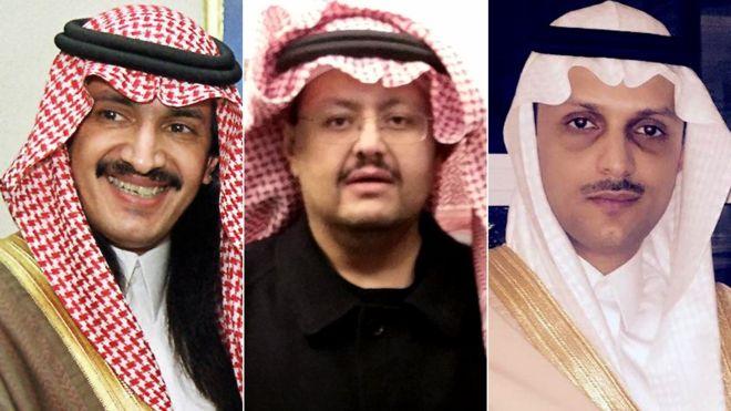 La oscura trama de los príncipes perdidos de Arabia Saudita