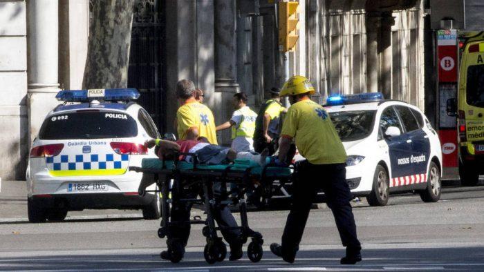 Fallece herida en atentado de Barcelona y suben a 16 las víctimas mortales