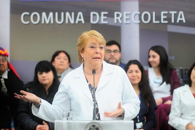 Bachelet por aumento de VIH/Sida: