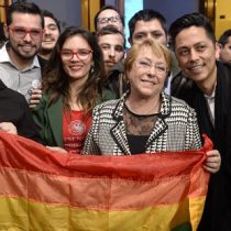 """Bachelet sobre proyecto de Matrimonio Igualitario: """"La igualdad no admite matices ni prejuicios"""""""