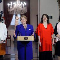 Bachelet tras decisión del TC sobre aborto en tres causales: