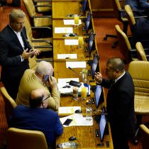 Integrantes de bancada DC, pero sin Rincón, ponen sus cupos al Parlamento a disposición de Carolina Goic