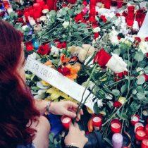 Barcelona marcha contra los atentados